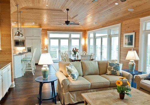 lake cottage design ideas pictures remodel and decor Lake Cabin Makeover