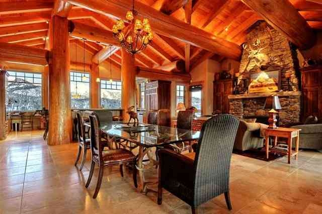 log cabin decor styles and themes Log Cabin Decorating Ideas