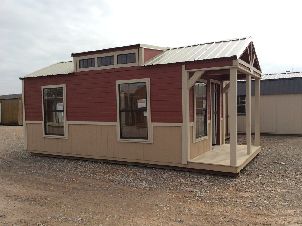 portable storage buildings no payments till jan 2021 Portable Cabins Oklahoma