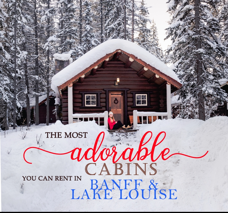 the cutest cabin rentals in banff and lake louise alberta Lake Louise Cabins