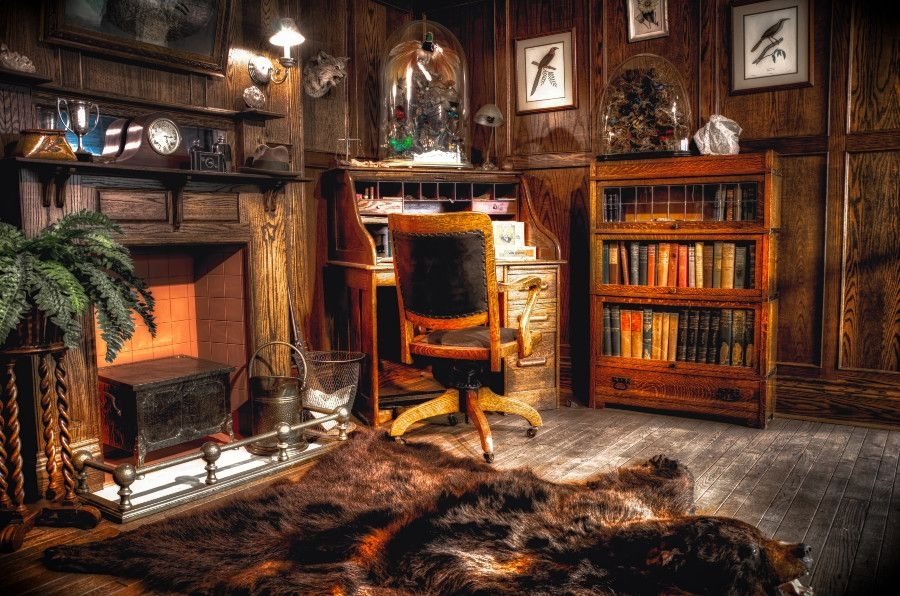 the toasty cabin steampunk house steampunk home decor home Cabin Steampunk