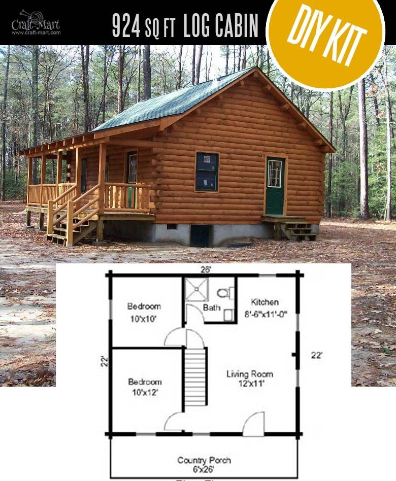 Permalink to Perfect Projects Small Cabin Plans
