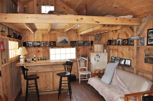 vermont cottage option a post and beam cabin kit small Small Post And Beam Cabins