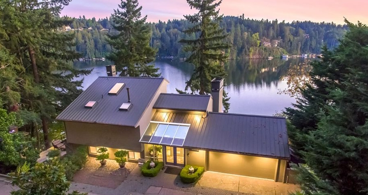 10 stunning million dollar homes for sale in lake oswego Lake Cabins For Sale In Oregon