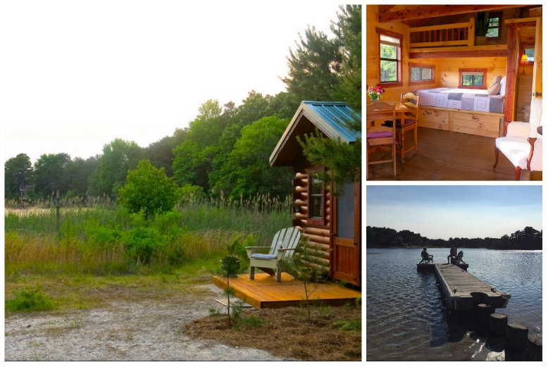 16 enticing airbnbs perfect for a last minute getaway Lake Cabin Airbnb
