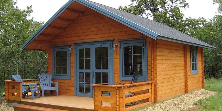 20 amazing tiny houses you can actually buy on amazon Cottage Cabin Shed