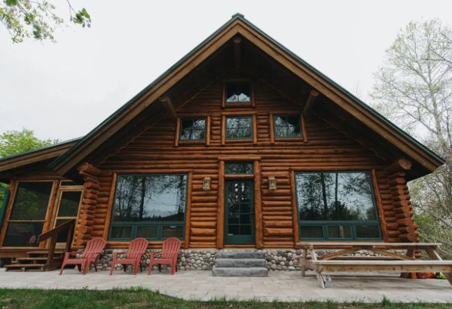 25 michigan cottages cabins and lodges to rent for a cozy Cabin Cottage For Rent