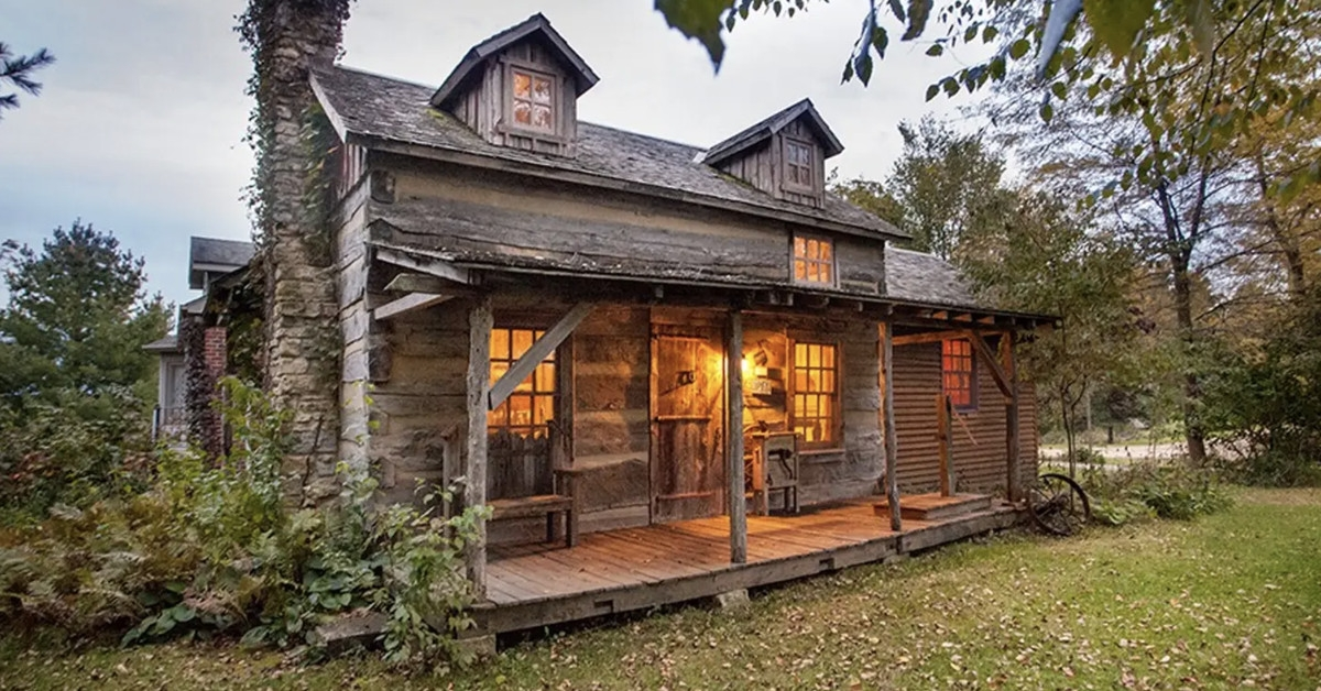 5 cozy cottages perfect for an escape from chicago curbed Cabin Cottage Near Me