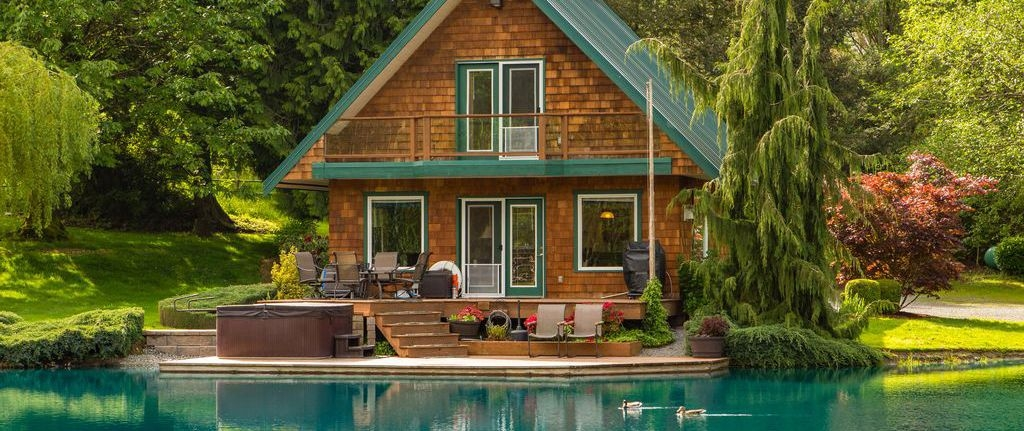 50 getaway cabins that will stun you in every state Cabin Cottage Getaways