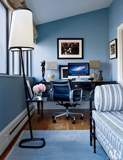 65 home office ideas that will inspire productivity Office In Cabin Decorating