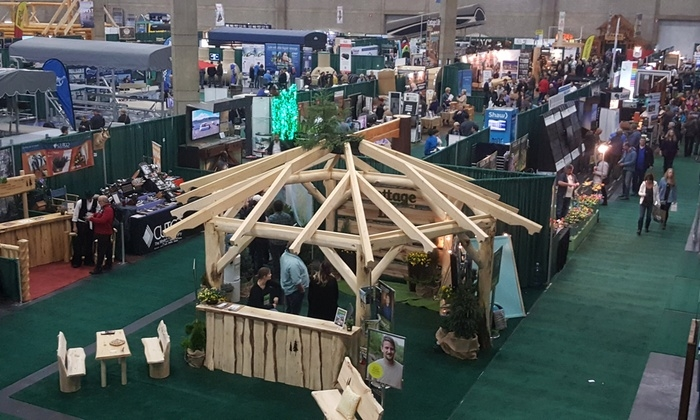 admission to edmonton cottage life cabin show on april 26 28 up to 38 off 4 options available Cottage Cabin Show Edmonton
