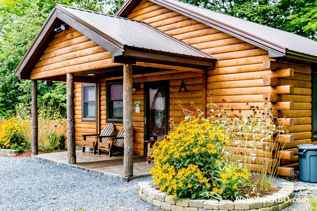 best cabin rentals for the perfect upstate new york vacation Lake Cabin New York