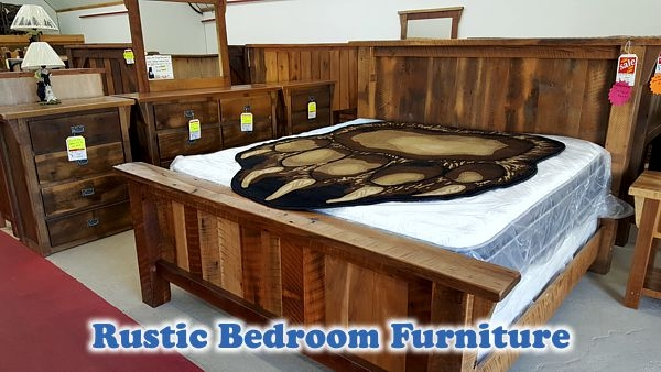 black river falls furniture outlet amish rustic cabin Cabin Cottage Furniture
