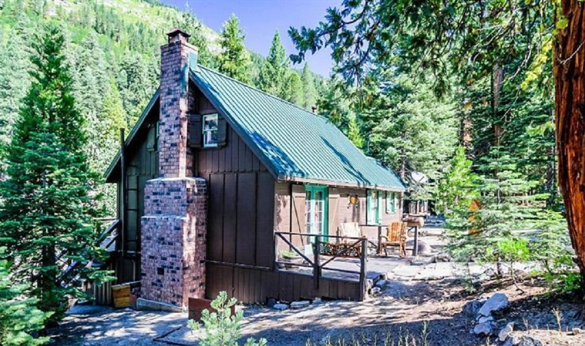 cabins for sale in lake tahoe archives south lake tahoe Lake Cabin For Sale