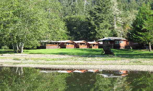 cabins on lake quinault Lake Quinault Cabin Rentals