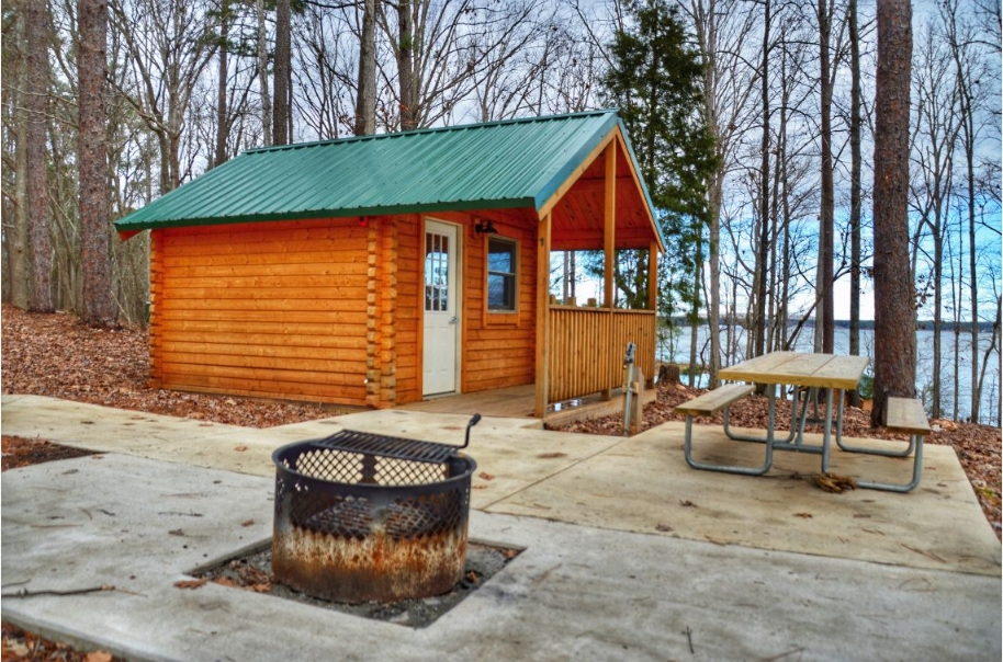 camper cabins at south carolina state parks cabin state The Cabins Lake Hartwell