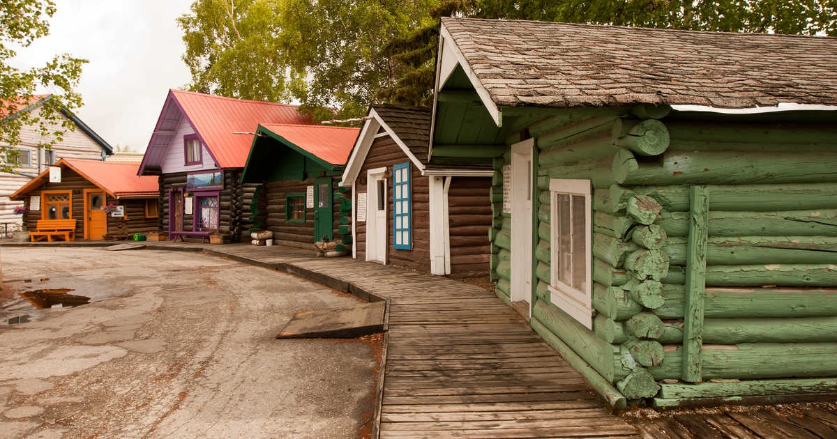canadians are in a heated debate on whether its called a Cabin Cottage Difference