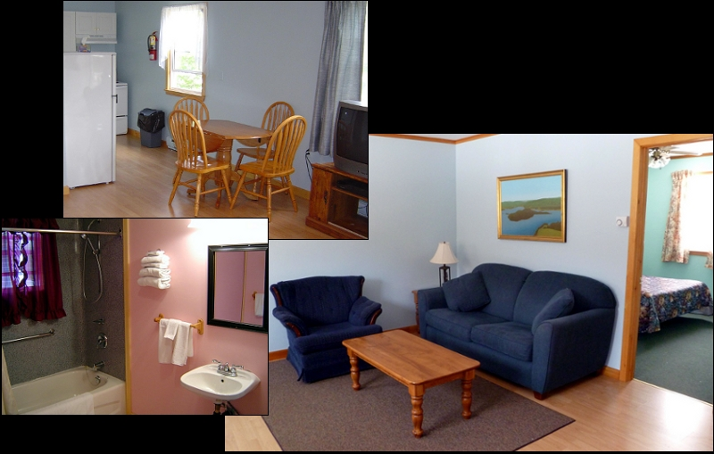 cottages cape breton nova scotia cabot trail margaree Lake O Law Cabins