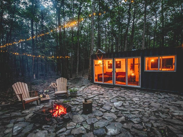 cozy cabins near nyc to rent on airbnb great airbnbs to book Lake Cabin Upstate Ny