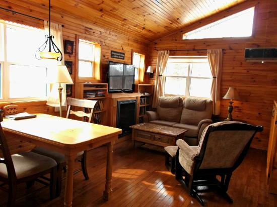 d bay cabins prices ranch reviews port blandford Cabin Cottage Blandford