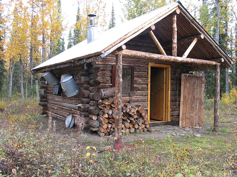 difference between cabin and cottage compare the Cottage Cabin Unterschied