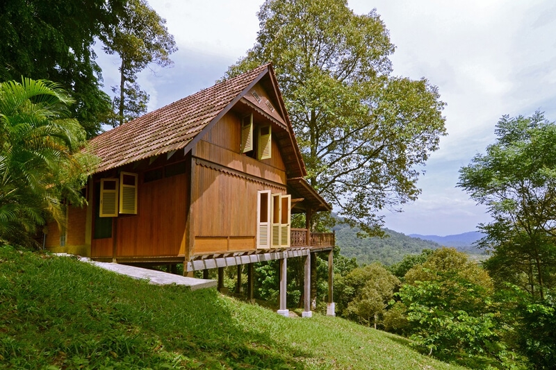 growing the dusun the edge markets The Cabin Cottage Seremban