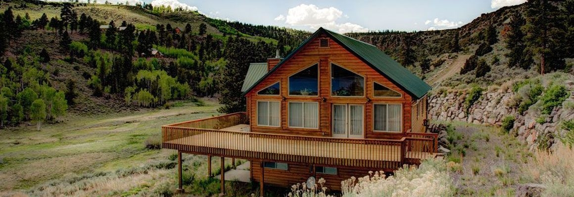 homes and cabins in panguitch lake mammoth creek Lake Cabin Utah For Sale