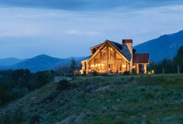 how to define a log cabin blog Mountain Cottage & Cabin Names
