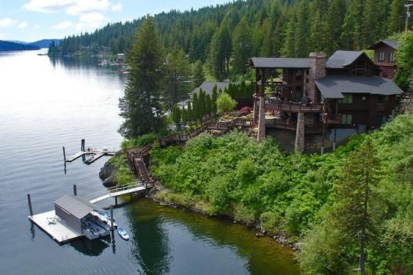 idaho coeur d alene lake property for sale on lakehouse Coeur D'Alene Lake Cabins For Sale