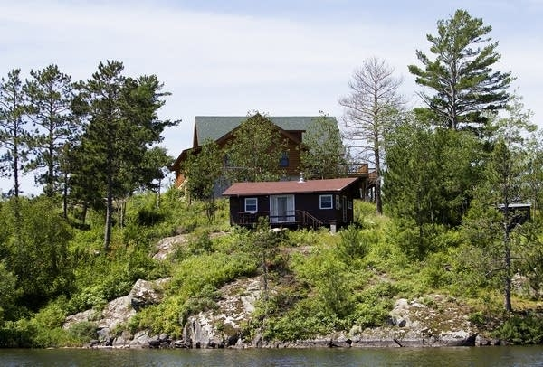 in cabin country rental property could get new tax Lake Cabin Minnesota