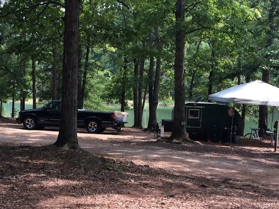 lake hartwell camping and cabins campground reviews The Cabins Lake Hartwell