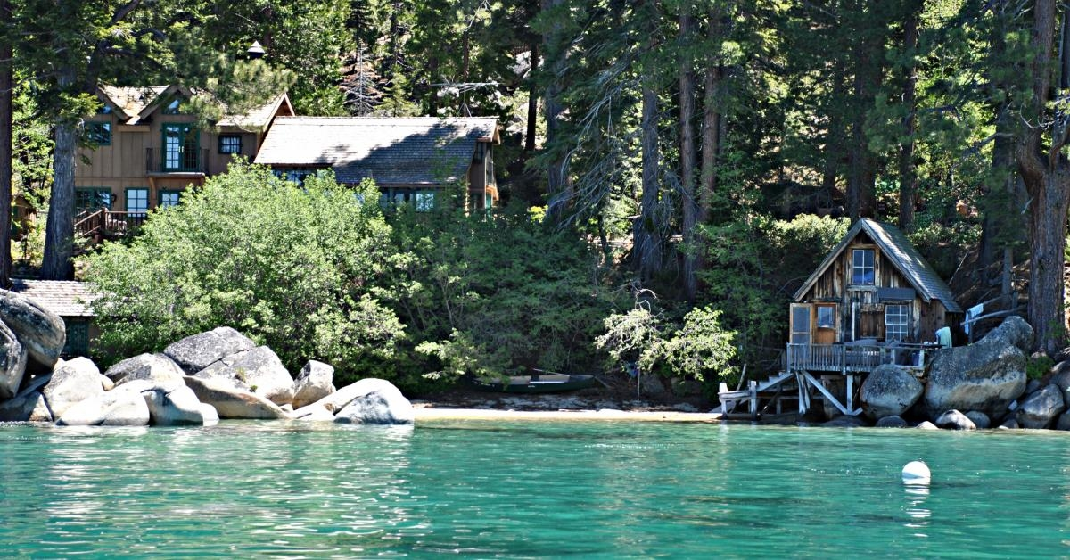 lake tahoe cabins vacation rentals from 80 hometogo Rent A Cabin Lake Tahoe
