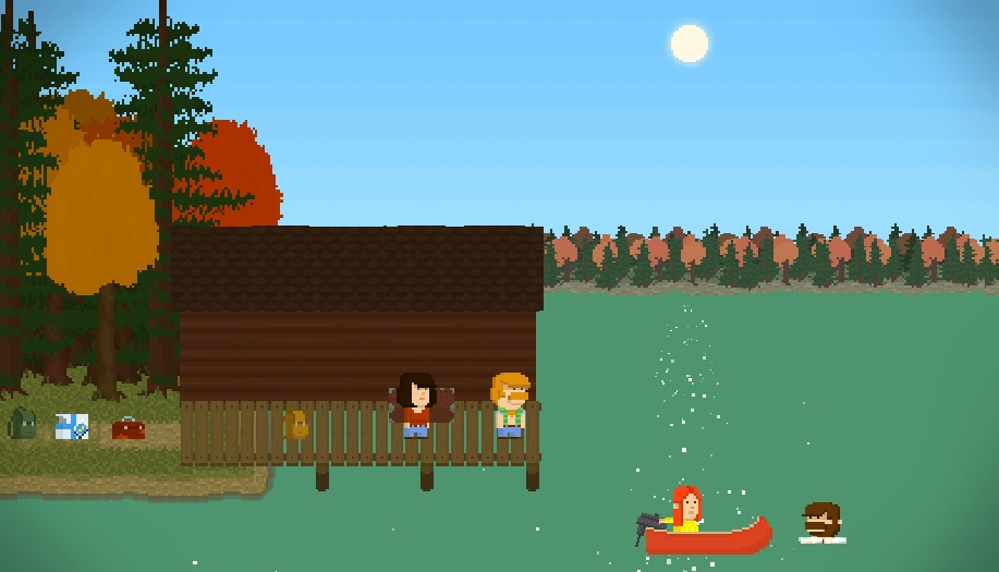 lakeview cabin collection horror comedy graphical overhaul Lakeview Cabin Game