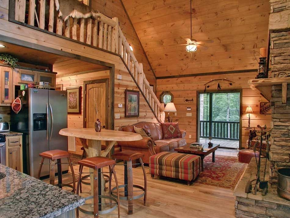 log cabin interiors design ideas knowledgebase small Cottage Cabin Decorating Ideas