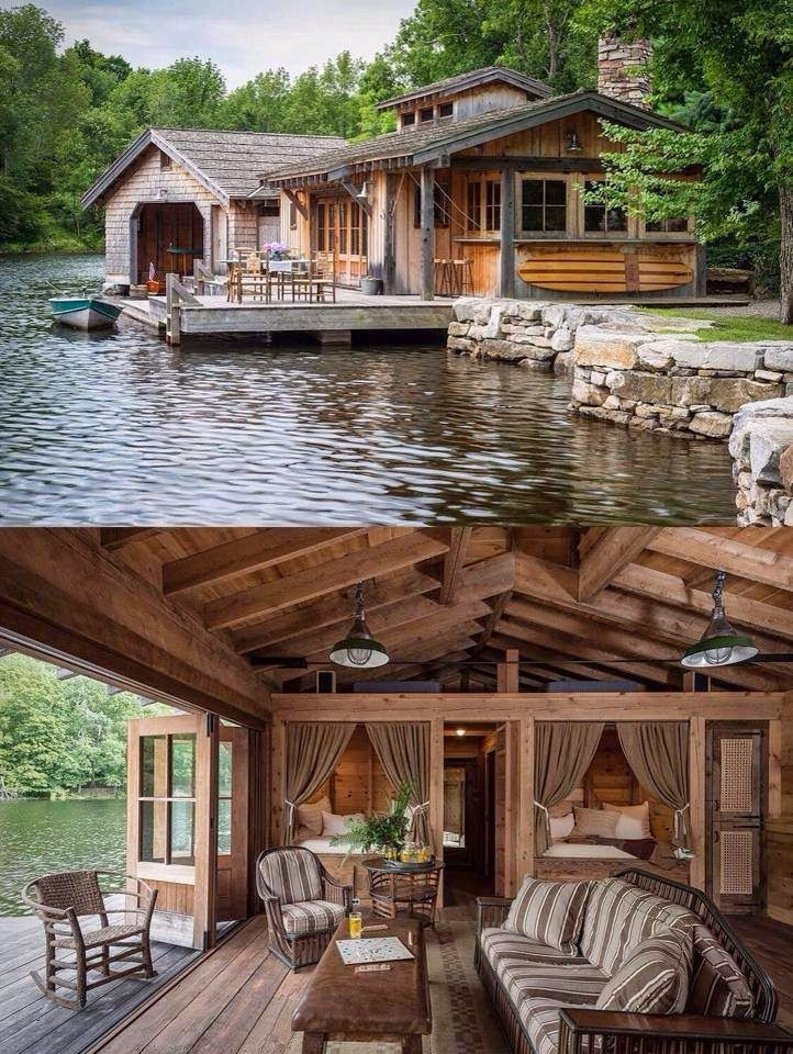 love log cabins on the lake cabins and cottages log homes Lake Cabin House