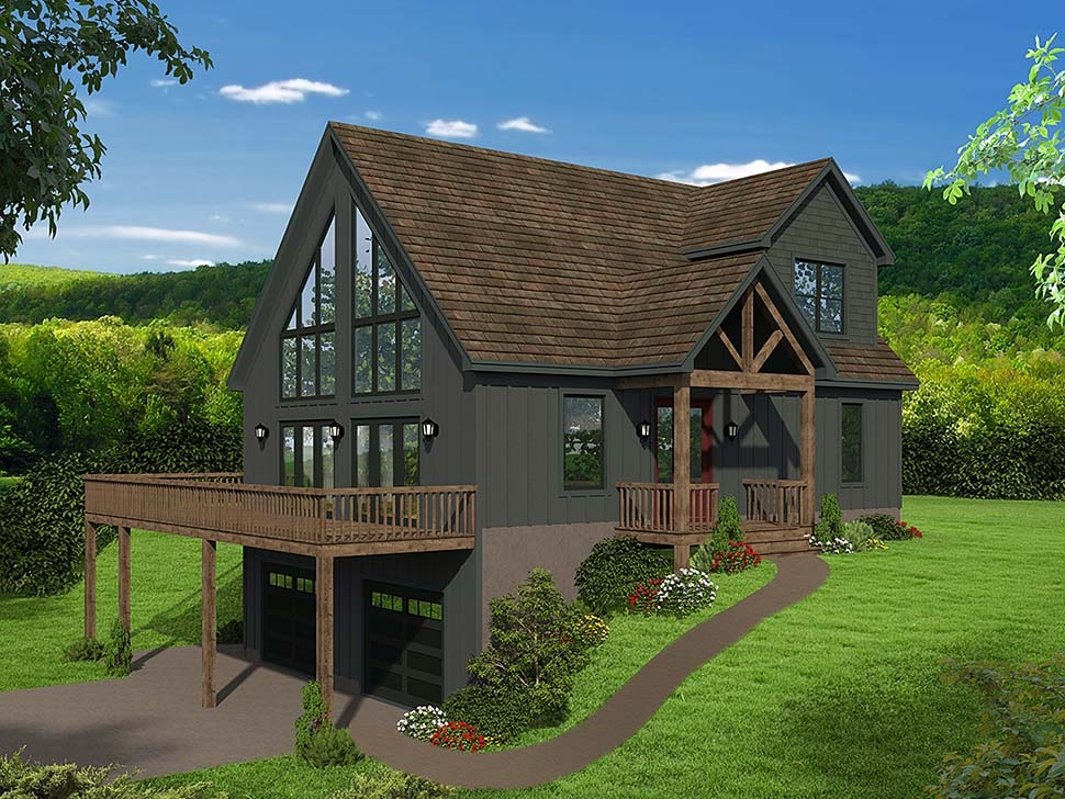 narrow lot house plans find your narrow lot house plans Lake Cabin Plans Narrow Lot