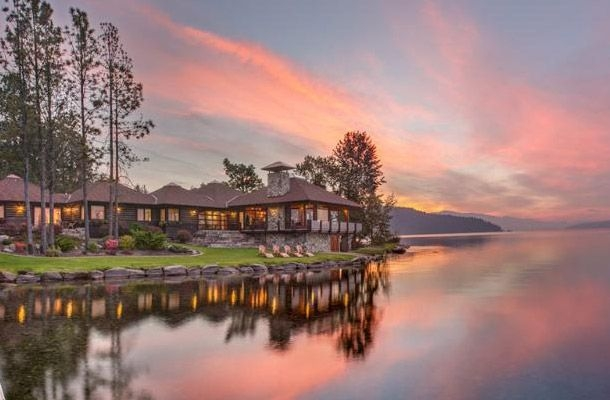 north americas 18 best lake towns for relaxation or C&A Grand Lake Cabin