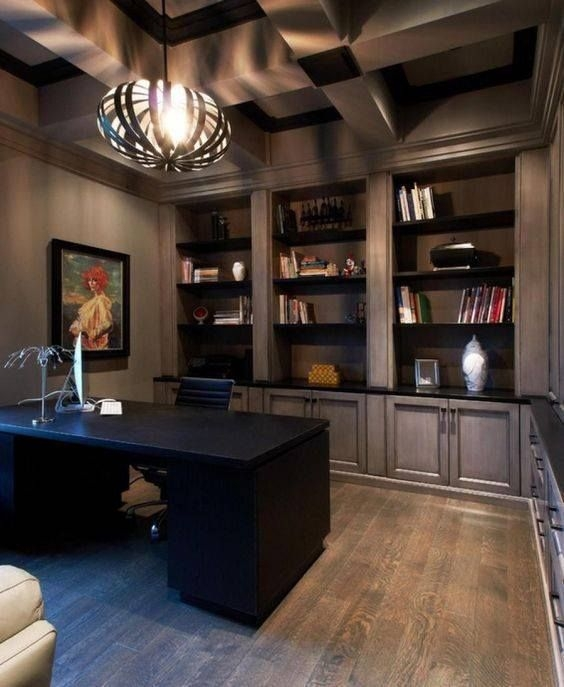 office cabin ideas office commercial owner chair boss Office In Cabin Decorating