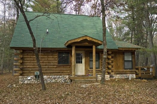 real estate for sale rustic log cabin home in nature Lake Cabin For Sale Wisconsin