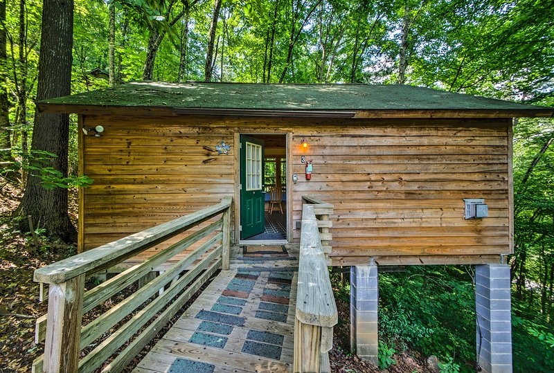 secluded nantahala gone hunting cabin whot tub updated Cabin Cottage Rentals Near Me