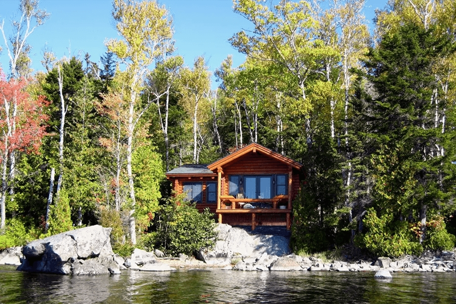six dreamy new england lake houses for rent this summer Lake Cabin Airbnb