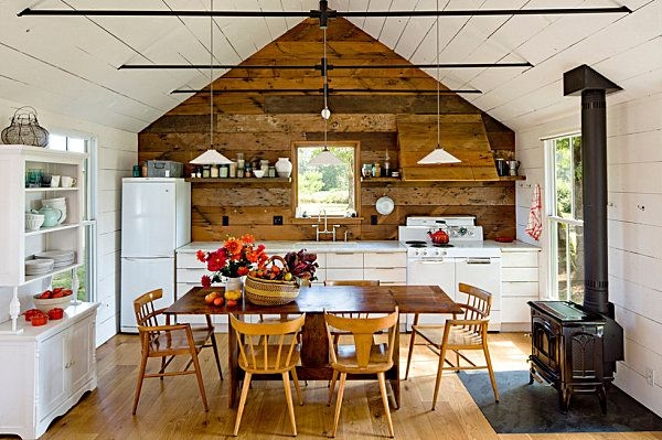 small cabin decorating ideas and inspiration tiny house Cabin Cottage Decor