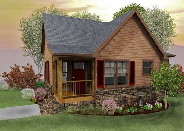 small cabin designs with loft small cabin floor plans Small Cabin Cottage Plans
