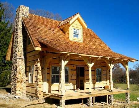 small log cabin floor plans tiny time capsules Tiny House Log Cabin Floor Plans