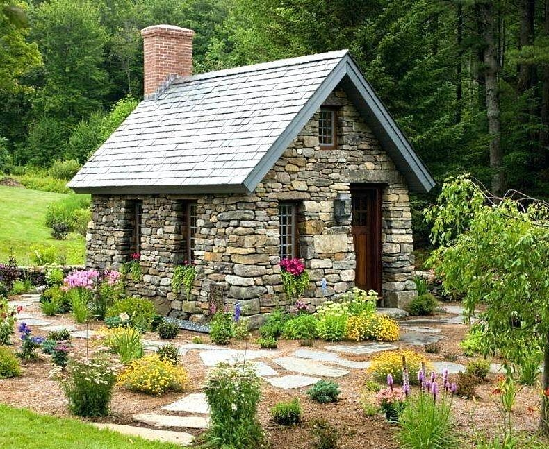 small stone cottages truly timeless Cottage And Cabin