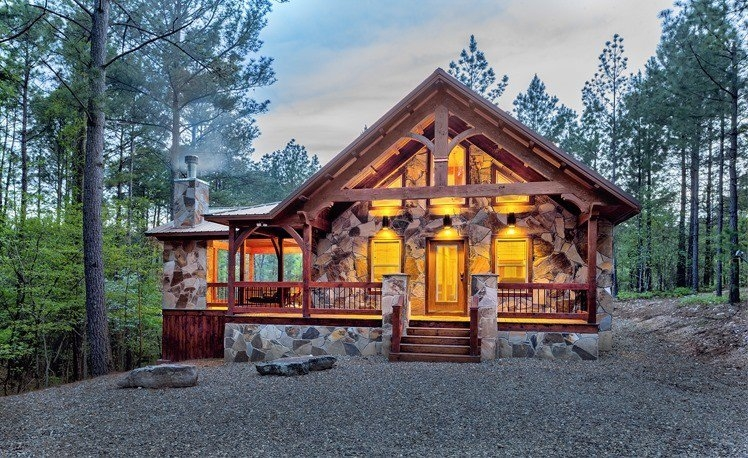 state of luxury amazing cabin stays in southeast oklahoma Lake Cabin Oklahoma For Sale