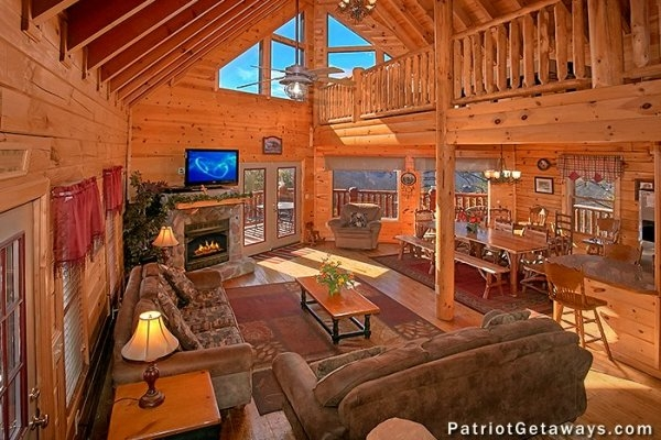 tennessee dreamer a pigeon forge cabin rental Cottage Cabin Rental Tennessee