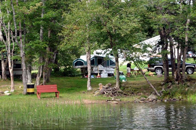the lakes cottages margaree tourism nova scotia canada Lake O Law Cabins