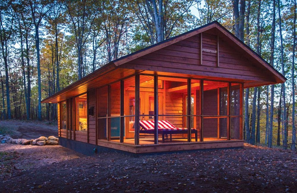 the tiny house movement cabin edition Cottage Cabin Ideas