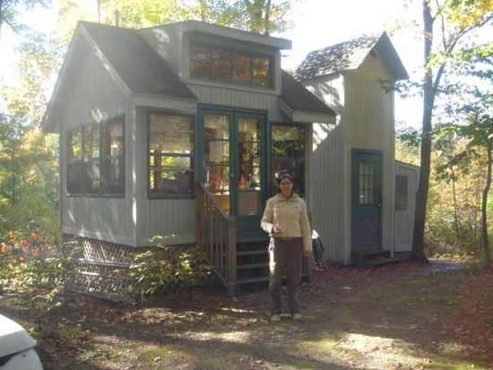 tiny cabin just steps from lake michigan tiny cabin Lake Cabin Michigan For Sale